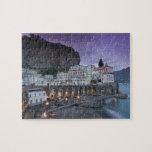 Europe, Italy, Campania (Amalfi Coast) Atrani: Puzzle