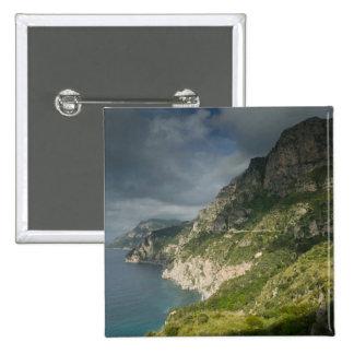 Europe, Italy, Campania (Amalfi Coast) Positano: Buttons