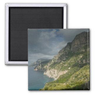 Europe, Italy, Campania (Amalfi Coast) Positano: Fridge Magnets
