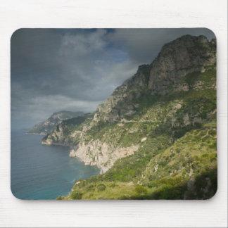 Europe, Italy, Campania (Amalfi Coast) Positano: Mouse Pad