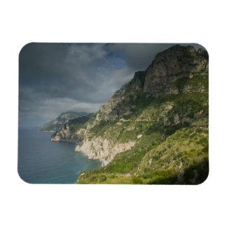 Europe, Italy, Campania (Amalfi Coast) Positano: Flexible Magnets