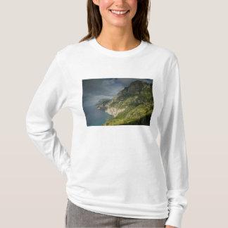 Europe, Italy, Campania (Amalfi Coast) Positano: T-Shirt