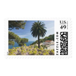 Europe, Italy, Campania, (Amalfi Coast), Stamp