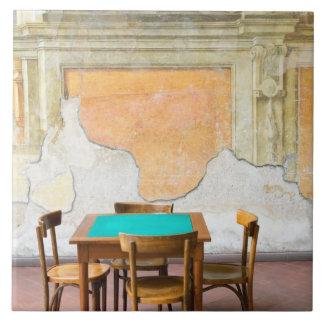 Europe, Italy, Campania (Sorrento Peninsula) Ceramic Tile