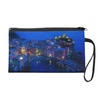 Europe, Italy, Cinque Terre, Vernazza. Hillside Wristlet Clutches