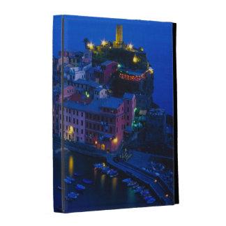 Europe, Italy, Cinque Terre, Vernazza. Hillside iPad Folio Cases