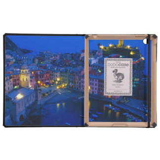 Europe, Italy, Cinque Terre, Vernazza. Hillside iPad Covers