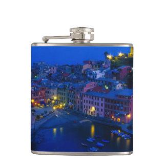 Europe, Italy, Cinque Terre, Vernazza. Hillside Flasks