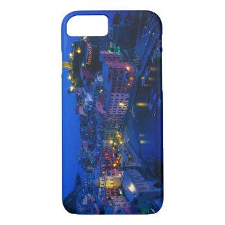 Europe, Italy, Cinque Terre, Vernazza. Hillside iPhone 7 Case