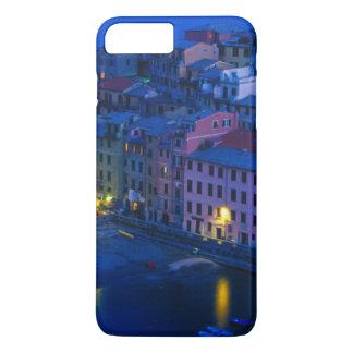 Europe, Italy, Cinque Terre, Vernazza. Hillside iPhone 7 Plus Case