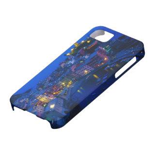 Europe, Italy, Cinque Terre, Vernazza. Hillside iPhone SE/5/5s Case