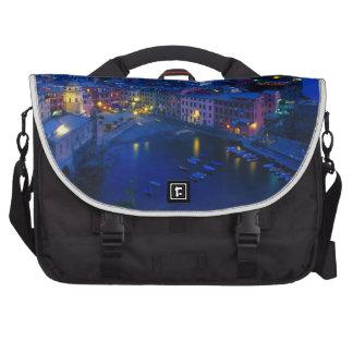 Europe, Italy, Cinque Terre, Vernazza. Hillside Computer Bag