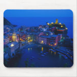 Europe, Italy, Cinque Terre, Vernazza. Hillside Mouse Pads