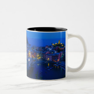 Europe, Italy, Cinque Terre, Vernazza. Hillside Coffee Mug