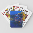 Europe, Italy, Cinque Terre, Vernazza. Hillside Playing Cards