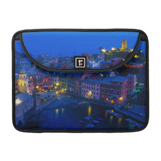 Europe, Italy, Cinque Terre, Vernazza. Hillside Sleeve For MacBooks