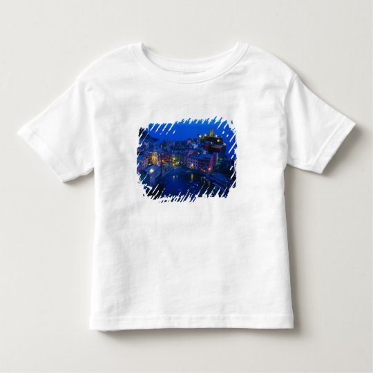 Europe, Italy, Cinque Terre, Vernazza. Hillside Toddler T-shirt