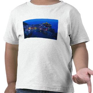 Europe, Italy, Cinque Terre, Vernazza. Hillside Tee Shirt