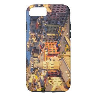 Europe, Italy, Cinque Terre. Village of Vernazza iPhone 7 Case