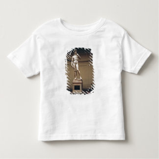 Europe, Italy, Florence. The actual size of Toddler T-shirt