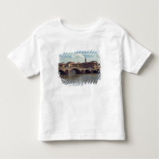 Europe, Italy, Florence. The Arno River flows Shirt