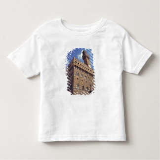 Europe, Italy, Florence. The medieval Plazzo Toddler T-shirt