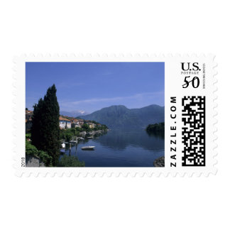 Europe, Italy, Lake Como, Tremezzo. Northern Postage