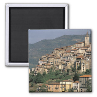 Europe, Italy, Liguria, Apricale. Riviera Di Magnet