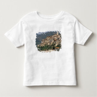 Europe, Italy, Liguria, Apricale. Riviera Di Toddler T-shirt