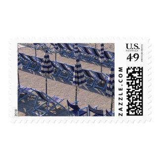 Europe, Italy, Liguria, Finale, Ligure, Riviera Stamp