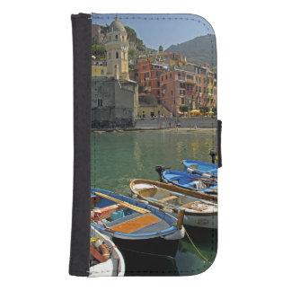 Europe, Italy, Liguria region, Cinque Terre, 2 Galaxy S4 Wallet Case