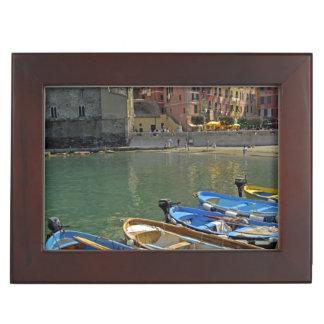 Europe, Italy, Liguria region, Cinque Terre, 2 Keepsake Box