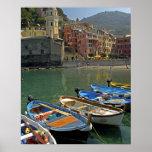 Europe, Italy, Liguria region, Cinque Terre, 2 Poster