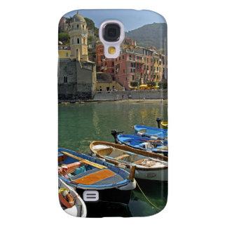 Europe, Italy, Liguria region, Cinque Terre, 2 Samsung Galaxy S4 Case