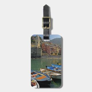 Europe, Italy, Liguria region, Cinque Terre, 2 Tags For Luggage
