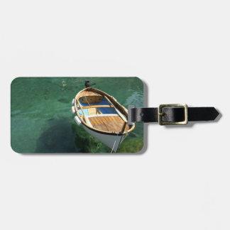 Europe, Italy, Liguria region, Cinque Terre, 3 Bag Tags