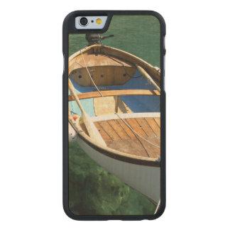 Europe, Italy, Liguria region, Cinque Terre, 3 Carved® Maple iPhone 6 Case