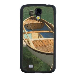 Europe, Italy, Liguria region, Cinque Terre, 3 Carved® Maple Galaxy S4 Case