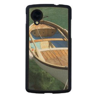 Europe, Italy, Liguria region, Cinque Terre, 3 Carved® Maple Nexus 5 Slim Case