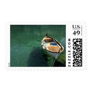 Europe, Italy, Liguria region, Cinque Terre, 3 Postage