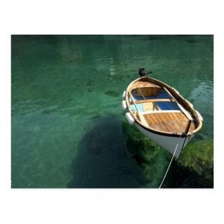 Europe, Italy, Liguria region, Cinque Terre, 3 Postcard