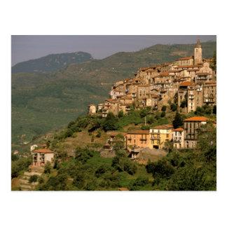 Europe, Italy, Liguria, Riviera di Ponente, 2 Postcard