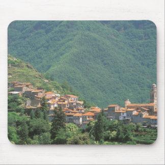 Europe, Italy, Liguria, Riviera di Ponente, 3 Mouse Pad