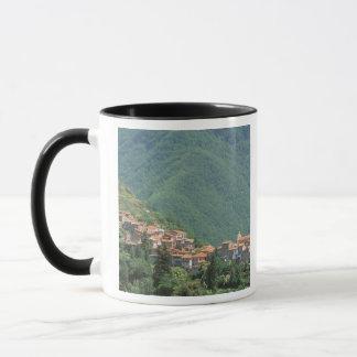 Europe, Italy, Liguria, Riviera di Ponente, 3 Mug