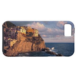Europe, Italy, Manarola. The cliff-nestled iPhone SE/5/5s Case