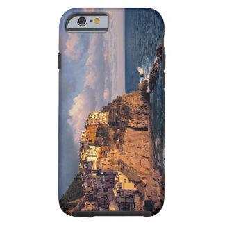 Europe, Italy, Manarola. The cliff-nestled Tough iPhone 6 Case