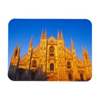 Europe, Italy, Milan, Cathedral of Milan Magnet