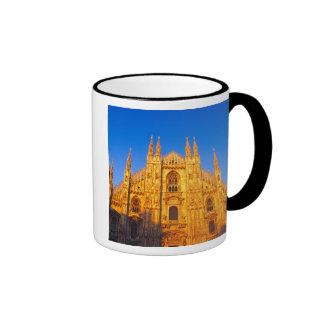Europe, Italy, Milan, Cathedral of Milan Coffee Mugs