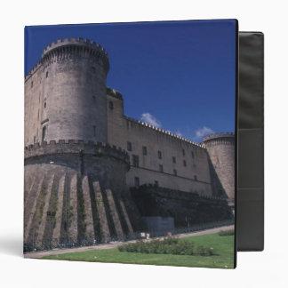 Europe, Italy, Naples, Castle Nuovo Binder