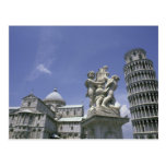Europe, Italy, Pisa, Leaning Tower of Pisa Postcards